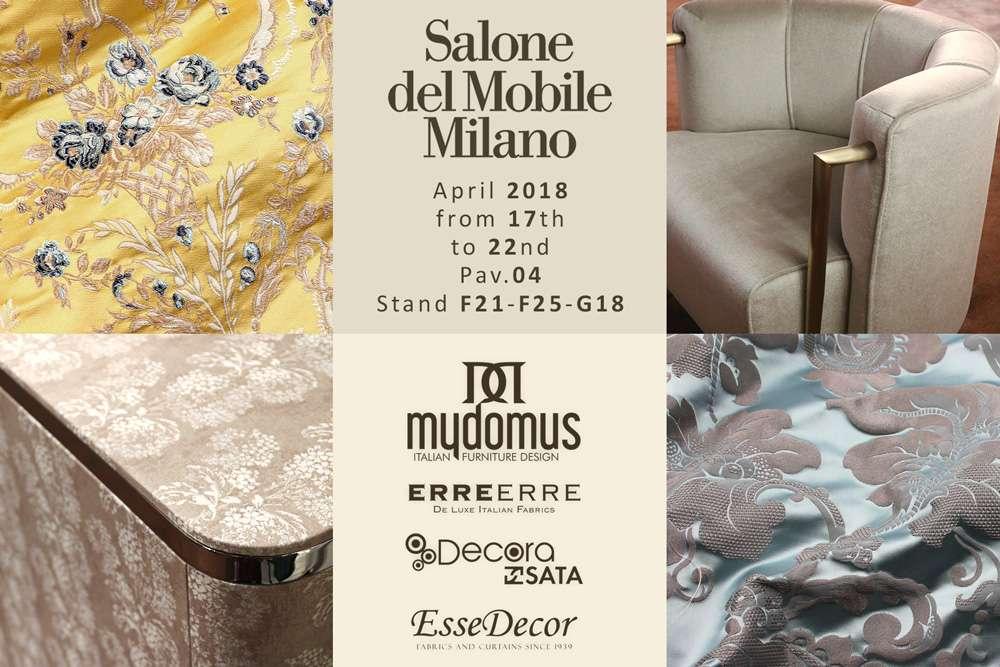 Salone del Mobile - Milano 2018