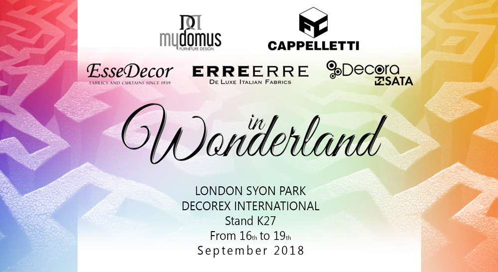 DECOTEX FAIR 2018